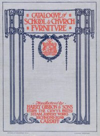 Harry Gibbon and Sons Catalogue